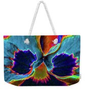 Pansy 09 - Photopower - Thoughts Of You Weekender Tote Bag