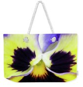 Pansy 09 - Thoughts Of You Weekender Tote Bag