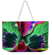 Pansy 10 - Photopower - Thoughts Of You Weekender Tote Bag