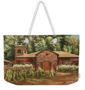 Paoletti  Estates Winery Weekender Tote Bag