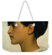 Paolo Weekender Tote Bag by Frederic Leighton