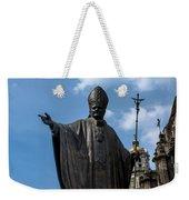 Papa Juan Pablo II - Mexico City I Weekender Tote Bag