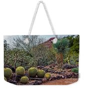 Papago And Barrels Weekender Tote Bag