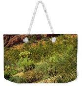 Papago Mountain Weekender Tote Bag