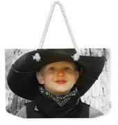 Papa's Hat 2 Weekender Tote Bag