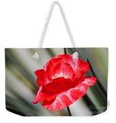 Paper Flower II Weekender Tote Bag