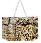 Paper For Recycling Weekender Tote Bag