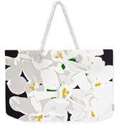 Paperwhites Weekender Tote Bag