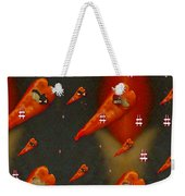 Paprika And Fish Is Also A Dish Weekender Tote Bag
