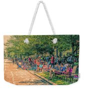 Parade #6 Weekender Tote Bag