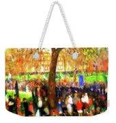 Parade Weekender Tote Bag