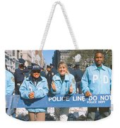 Parade For 1998 World Series Champions Weekender Tote Bag