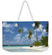 Paradise - Maupiti Lagoon Weekender Tote Bag