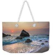 Paradise Beach Sunset Weekender Tote Bag