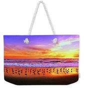 Paradise Found, Huntington Beach, California, Catalina Island Weekender Tote Bag