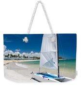 Paradise Island Weekender Tote Bag