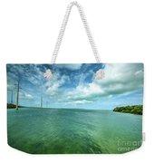 Paradise On Earth, Florida Keys Weekender Tote Bag