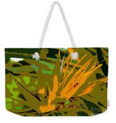Paradise Work Number 9 Weekender Tote Bag
