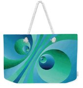 Parallel Universes Weekender Tote Bag