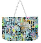Parallel Worlds Weekender Tote Bag