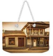 Paramount Ranch Agoura Hotel - Panorama Weekender Tote Bag