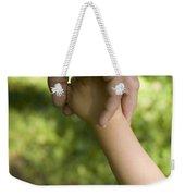 Parenthood Weekender Tote Bag
