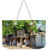 Parimount Ranch Sheriff Office Weekender Tote Bag