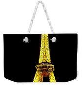 Paris 4 Weekender Tote Bag
