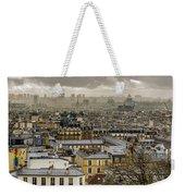 Paris As Seen From The Sacre-coeur Weekender Tote Bag