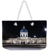 Paris At Night 20 Weekender Tote Bag