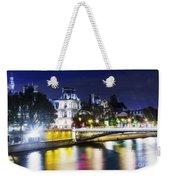 Paris At Night 22 Weekender Tote Bag