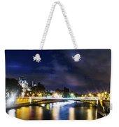 Paris At Night 23 Weekender Tote Bag