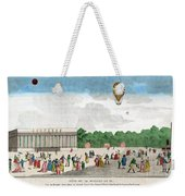 Paris: Bastille Day, C1801 Weekender Tote Bag
