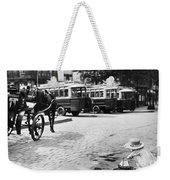 Paris: Boulevard De Clichy Weekender Tote Bag by Granger