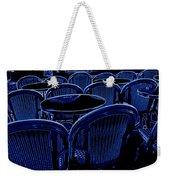 Paris Chairs Weekender Tote Bag