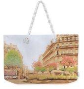 Paris, City Of Lovers Weekender Tote Bag