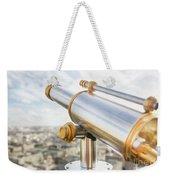 Paris City View 29 Weekender Tote Bag