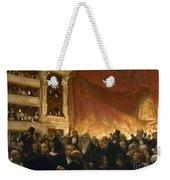 Paris: Comedie Francais Weekender Tote Bag