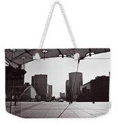Paris Defense Weekender Tote Bag
