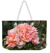 Paris Garden Roses Weekender Tote Bag
