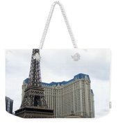 Paris Hotel Weekender Tote Bag