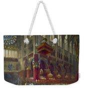Paris: Notre Dame, 1841 Weekender Tote Bag