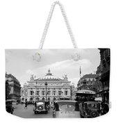 Paris Opera 1935 Weekender Tote Bag
