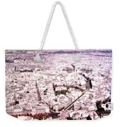 Paris Panorama 1955  Weekender Tote Bag