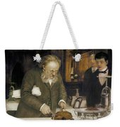 Paris: Restaurant, C1890 Weekender Tote Bag