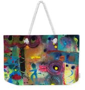 Paris Rush Hour Weekender Tote Bag