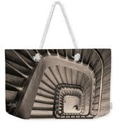 Paris Staircase - Sepia Weekender Tote Bag