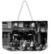 Paris Street Life 4b Weekender Tote Bag