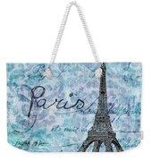 Paris - V01t01a Weekender Tote Bag