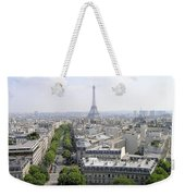 Paris01 Weekender Tote Bag